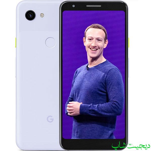 مشخصات قیمت خرید گوگل پیکسل 3 ای - Google Pixel 3a - دیجیت شاپ