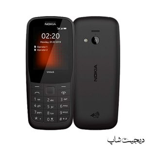 مشخصات قیمت خرید نوکیا 220 (4G) - Nokia 220 (4G) - دیجیت شاپ