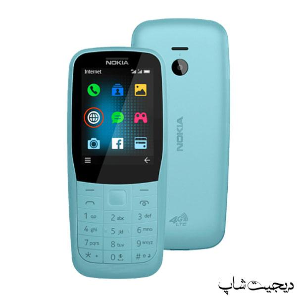 مشخصات قیمت گوشی نوکیا 220 4 جی , Nokia 220 4G | دیجیت شاپ