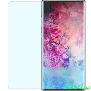 قیمت خرید گلس محافظ صفحه نمایش سامسونگ گلکسی نوت 10 پلاس - Samsung Galaxy Note 10 Plus - دیجیت شاپ