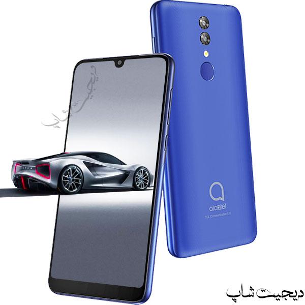 مشخصات قیمت خرید آلکاتل 3 ال - alcatel 3L - دیجیت شاپ