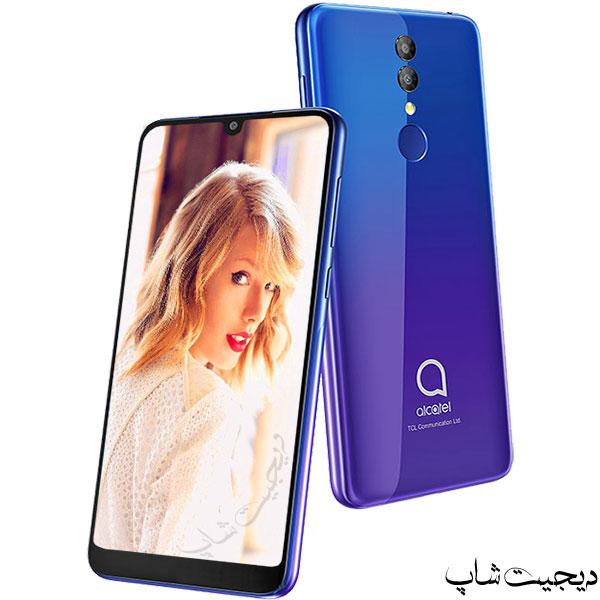 مشخصات قیمت گوشی آلکاتل 3 2019 , Alcatel 3 2019 | دیجیت شاپ