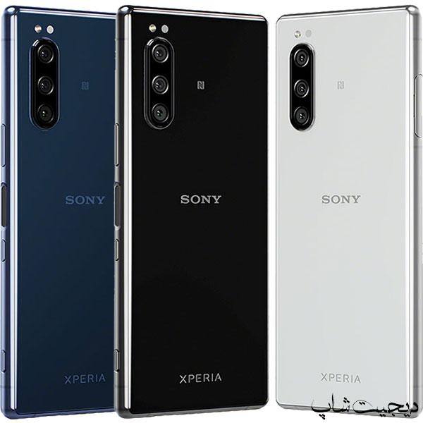 سونی اکسپریا 5 , Sony Xperia 5