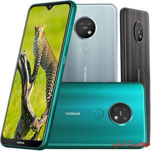 مشخصات قیمت گوشی نوکیا 7.2 , Nokia 7.2 | دیجیت شاپ