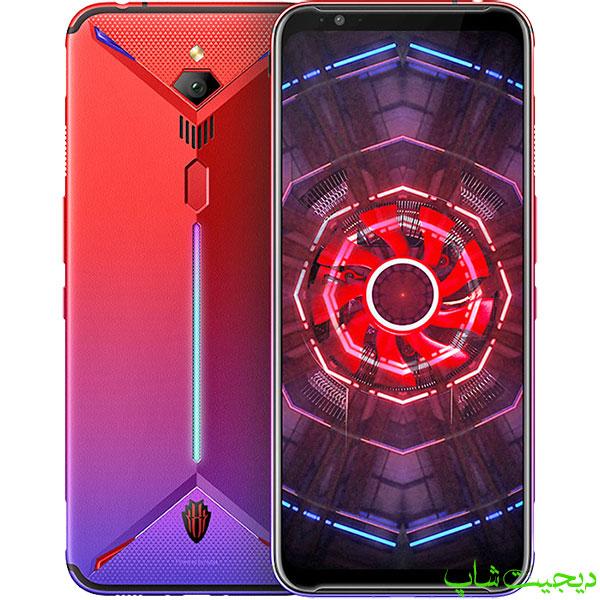 مشخصات قیمت خرید زد تی ای نوبیا رد مجیک 3 - ZTE nubia Red Magic 3 - دیجیت شاپ
