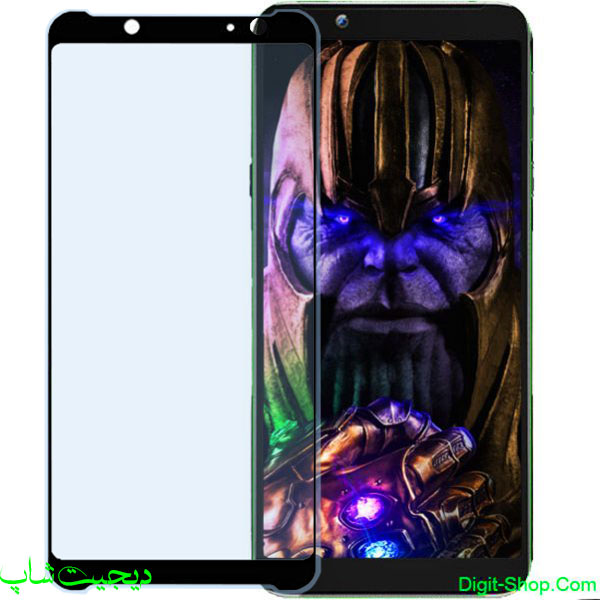 قیمت محافظ صفحه نمایش گلس شیائومی بلک شارک هلو , Xiaomi Black Shark Helo   دیجیت شاپ