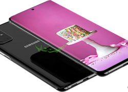 چهره احتمالی سامسونگ گلکسی اس ۱۱ (Samsung Galaxy S11)