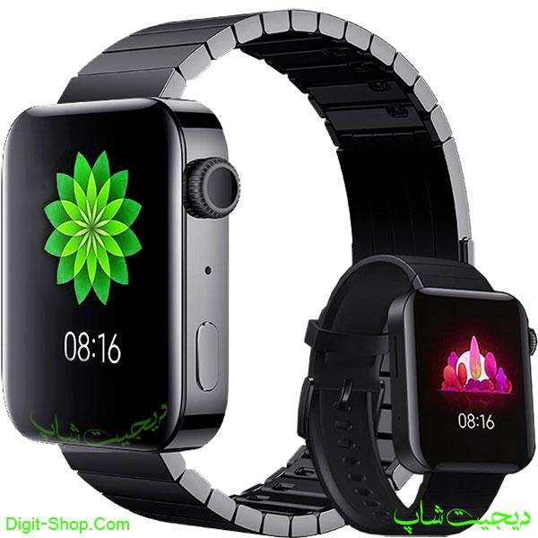 مشخصات قیمت ساعت هوشمند شیائومی می واچ , Xiaomi Mi Watch | دیجیت شاپ