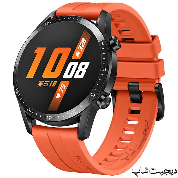 مشخصات قیمت ساعت هواوی واچ جی تی 2 , Huawei Watch GT 2 | دیجیت شاپ
