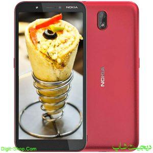 مشخصات قیمت گوشی نوکیا C1 سی 1 , Nokia C1 | دیجیت شاپ