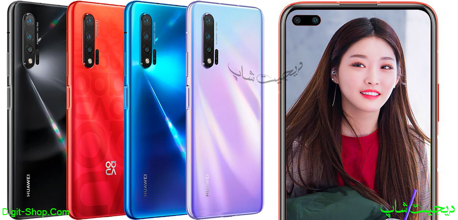 معرفی Huawei Nova 6 با پشتیبانی 5G