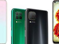 Huawei nova 6 SE شبیه آیفون 11