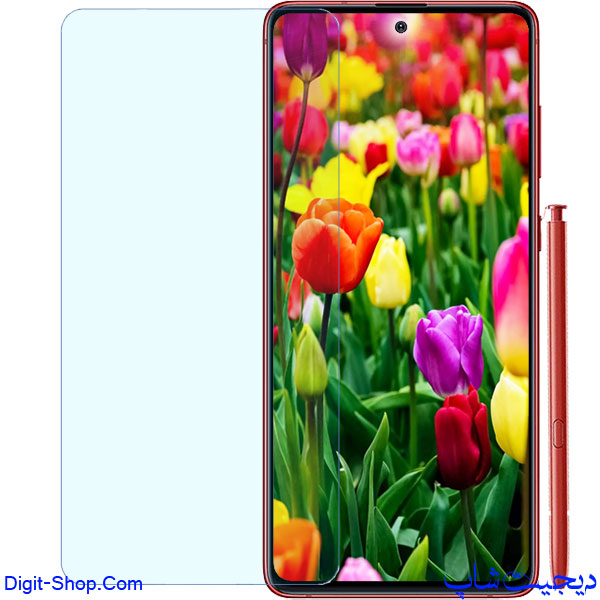 محافظ صفحه نمایش گلس سامسونگ گلکسی نوت 10 لایت , Samsung Galaxy Note 10 Lite | دیجیت شاپ