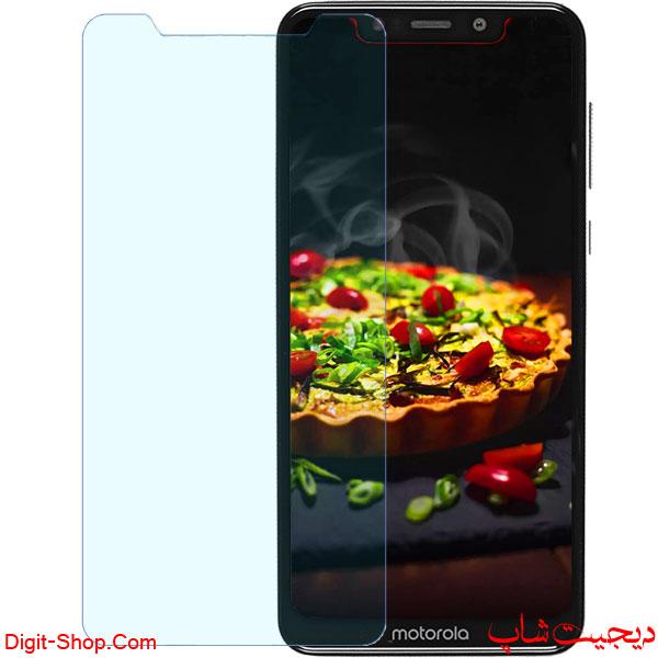 قیمت خرید گلس محافظ صفحه نمایش موتورولا وان (پی 30 پلی) - Motorola One (P30 Play) - دیجیت شاپ