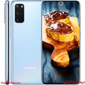 مشخصات قیمت خرید سامسونگ گلکسی اس 20 (5 جی) - Samsung Galaxy S20 5G - دیجیت شاپ