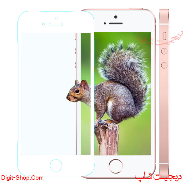 گلس محافظ صفحه نمایش اپل آیفون اس ایی - Apple iPhone SE - دیجیت شاپ