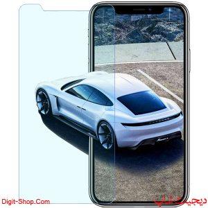 گلس محافظ صفحه نمایش اپل آیفون ایکس - Apple iPhone X - دیجیت شاپ