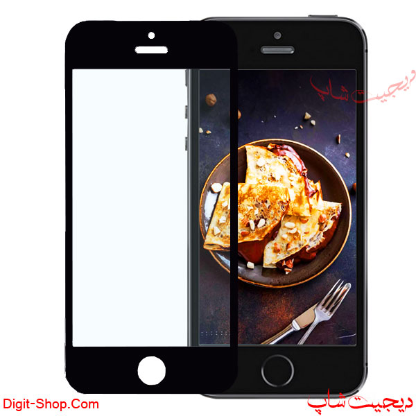 گلس محافظ صفحه نمایش اپل آیفون 5 اس - Apple iPhone 5s - دیجیت شاپ