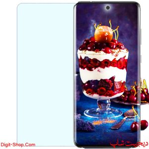گلس محافظ صفحه نمایش سامسونگ گلکسی اس 20 پلاس 5 جی - Samsung Galaxy S20+ 5G - دیجیت شاپ