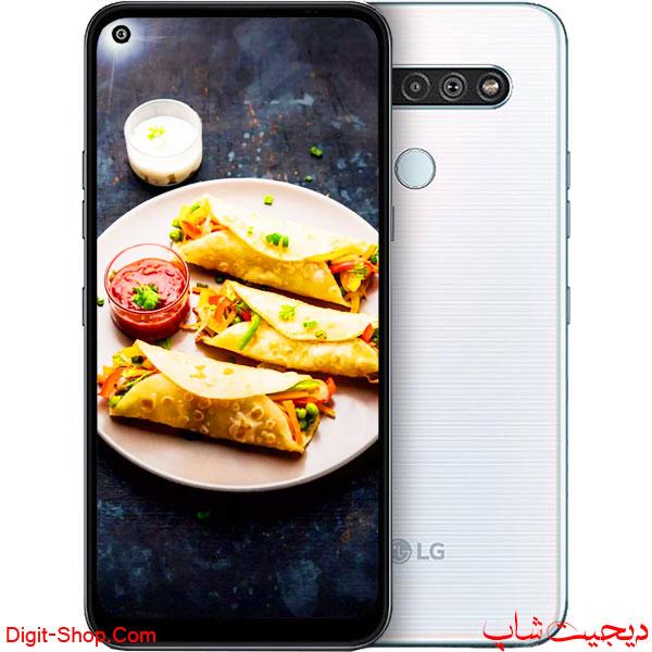 مشخصات فنی قیمت خرید گوشی موبایل - ال جی کی 61 - LG K61 - دیجیت شاپ
