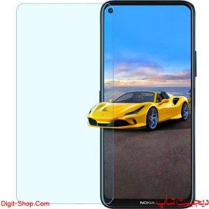 قیمت خرید گلس محافظ صفحه نمایش نوکیا 8.3 (5 جی) - Nokia 8.3 (5G) - دیجیت شاپ
