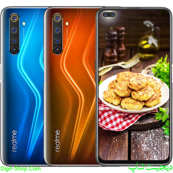 مشخصات قیمت خرید ریلمی 6 پرو - Realme 6 Pro - دیجیت شاپ