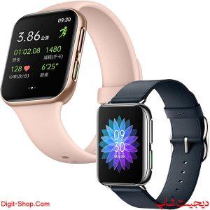 مشخصات قیمت خرید ساعت هوشمند - اوپو واچ - Oppo Watch - دیجیت شاپ