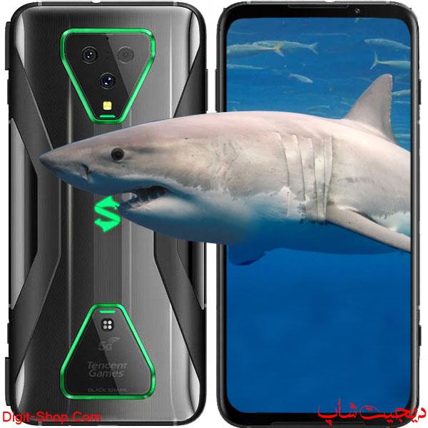 مشخصات قیمت خرید - شیائومی بلک شارک 3 پرو - Xiaomi Black Shark 3 Pro - دیجیت شاپ