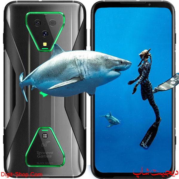 شیائومی بلک شارک 3 , Xiaomi Black Shark 3