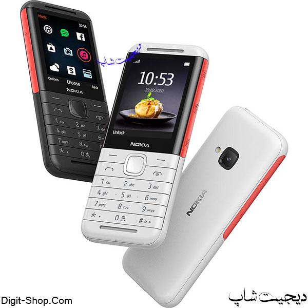 مشخصات قیمت خرید - نوکیا 5310 (2020) - Nokia 5310 (2020) - دیجیت شاپ