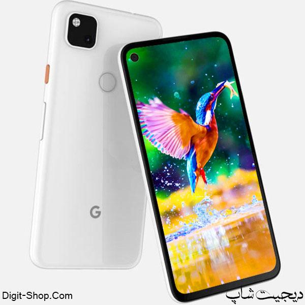 مشخصات قیمت خرید - گوگل پیکسل 4 ای - Google Pixel 4a - دیجیت شاپ