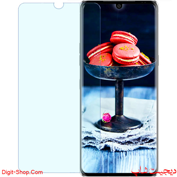 قیمت خرید گلس محافظ صفحه نمایش ال جی ولوت - LG Velvet - دیجیت شاپ فروشگاه