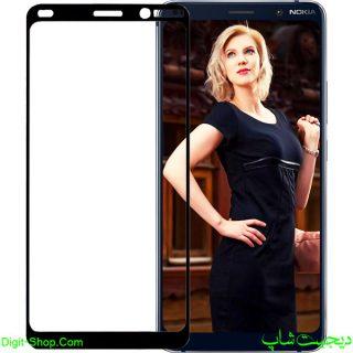 قیمت خرید گلس محافظ صفحه نمایش نوکیا 9 پیور ویو - Nokia 9 PureView - دیجیت شاپ