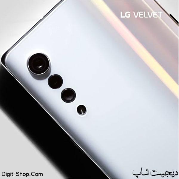 ال جی 5G ولوت 5 جی , LG Velvet 5G