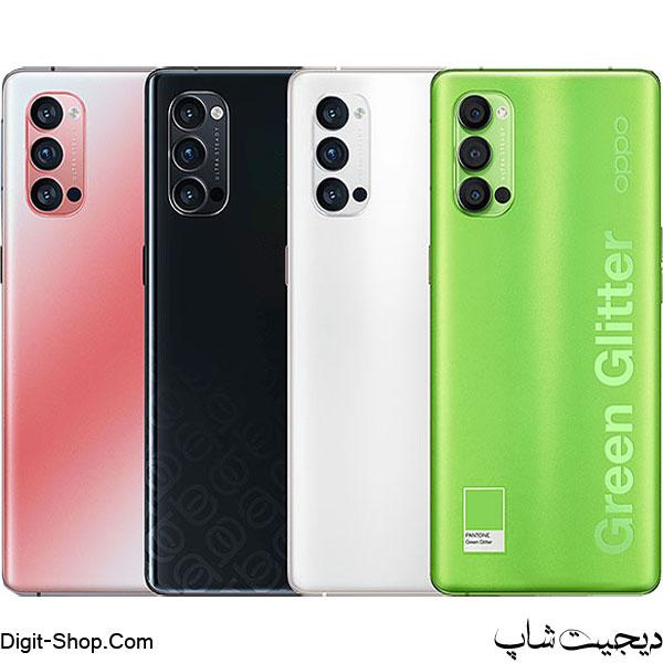 مشخصات قیمت گوشی اوپو رنو 4 پرو 5 جی , Oppo Reno 4 Pro 5G | دیجیت شاپ