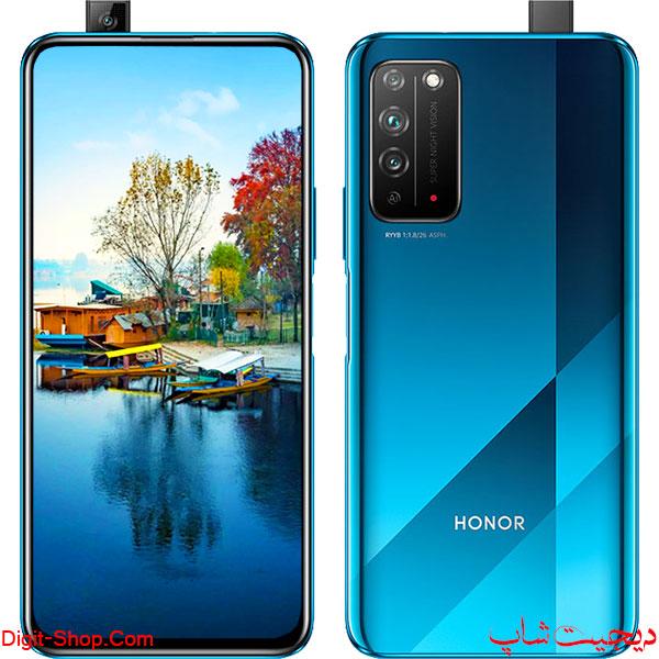 مشخصات قیمت خرید آنر ایکس 10 (5 جی) - Honor X10 5G - دیجیت شاپ فروشگاه