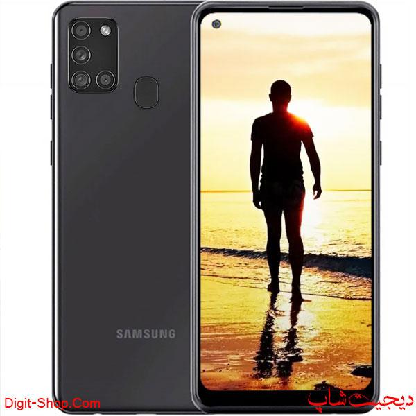 مشخصات قیمت خرید سامسونگ گلکسی ای 21 اس - Samsung Galaxy A21s - دیجیت شاپ فروشگاه