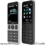 مشخصات قیمت خرید قیمت خرید نوکیا 125 - Nokia 125 - دیجیت شاپ