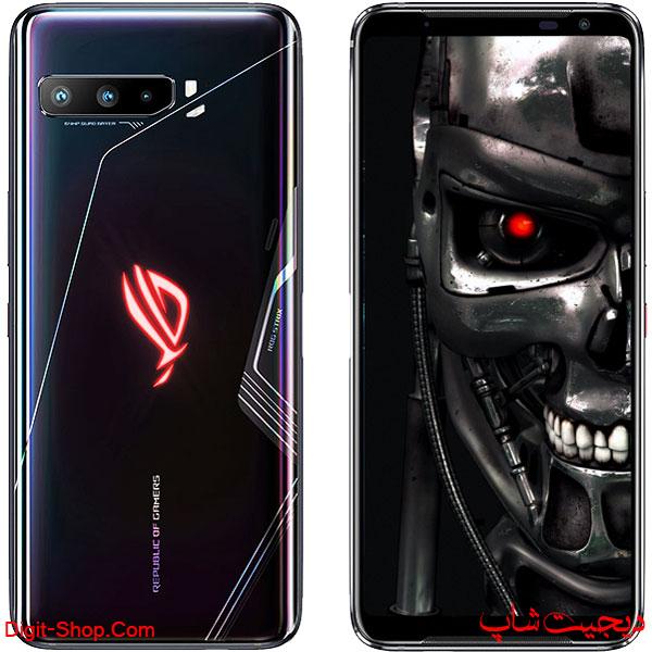ایسوس راگ فون 3 , Asus ROG Phone 3 ZS661KS