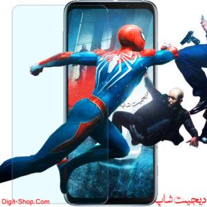 محافظ صفحه نمایش گلس شیائومی 3S بلک شارک 3 اس , Xiaomi Black Shark 3S | دیجیت شاپ