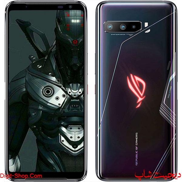 ایسوس راگ فون 3 استریکس , Asus ROG Phone 3 Strix