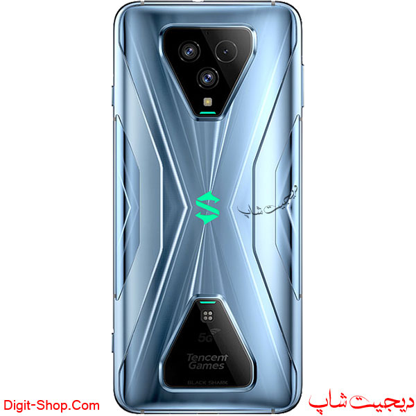 مشخصات قیمت گوشی شیائومی 3S بلک شارک 3 اس , Xiaomi Black Shark 3S | دیجیت شاپ