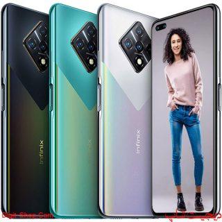مشخصات قیمت گوشی اینفینیکس زیرو 8 , Infinix Zero 8 | دیجیت شاپ