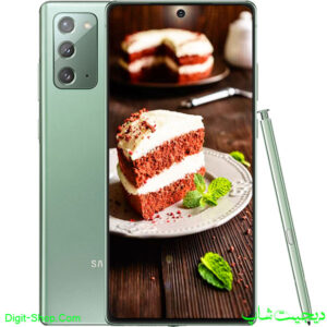 مشخصات قیمت گوشی سامسونگ گلکسی نوت 20 , Samsung Galaxy Note 20 | دیجیت شاپ