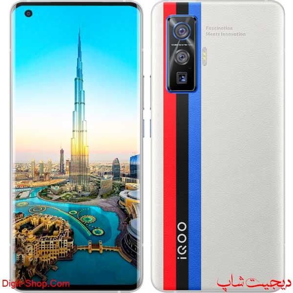 مشخصات قیمت گوشی ویوو آی کیو 5 پرو 5 جی , vivo iQOO 5 Pro 5G | دیجیت شاپ