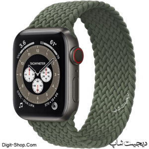 مشخصات قیمت ساعت هوشمند اپل واچ ادیتشن سری 6 , Apple Watch Edition Series 6 | دیجیت شاپ