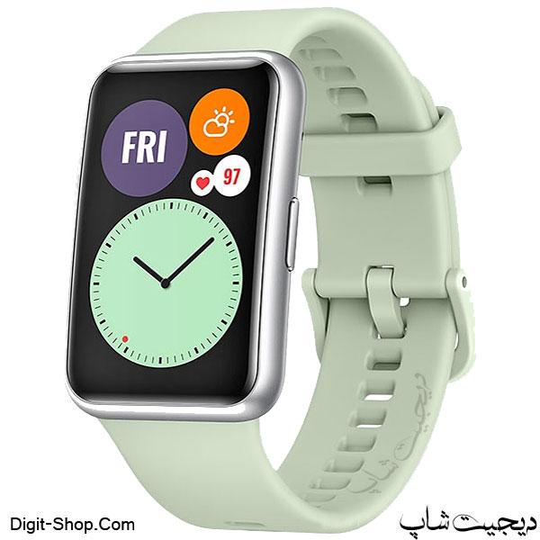 مشخصات قیمت ساعت هوشمند هواوی واچ فیت , Huawei Watch Fit | دیجیت شاپ
