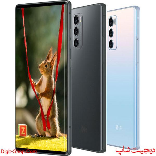 مشخصات قیمت گوشی ال جی وینگ 5 جی , LG Wing 5G | دیجیت شاپ