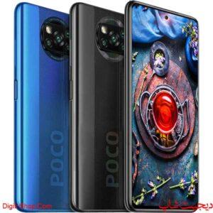 مشخصات قیمت گوشی شیائومی X3 پوکو ایکس 3 ان اف سی , Xiaomi Poco X3 NFC | دیجیت شاپ