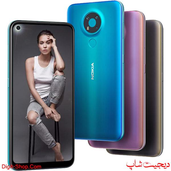 مشخصات قیمت گوشی نوکیا 3.4 , Nokia 3.4 | دیجیت شاپ